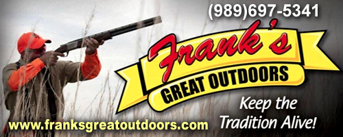 Tawas for Franks great outdoors fishing report