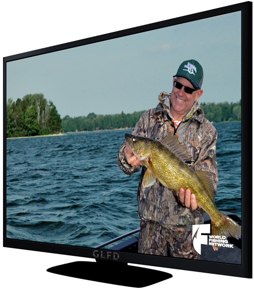 Great lakes fisherman 39 s digest fishing tv show for Fishing tv shows