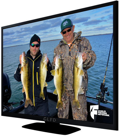Great Lakes Fishing | John Bergsma and the Great Lakes Fisherman's Digest - We are a website, television show and travel booth all dedicated to exposing the incredible opportunities for Great Lakes Fishing.