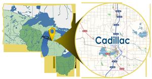 Cadillac, MI
