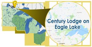 Century Lodge on Eagle Lake