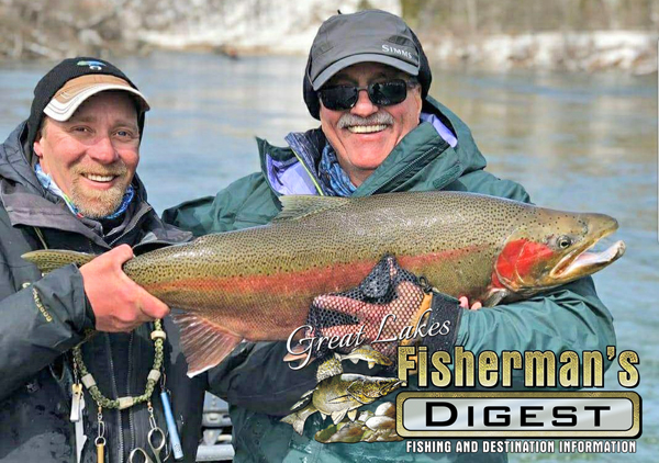 Great Lakes Fisherman's Digest | Fishing TV Show,
